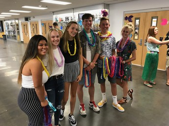 Our StuCo Rocked the Day!