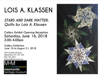 You are Invited to the Gallery Exhibit Opening Reception!
