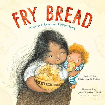 Fry Bread by Kevin Noble Malliard