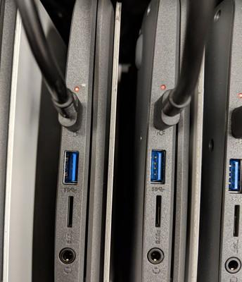 New USB-C Charging