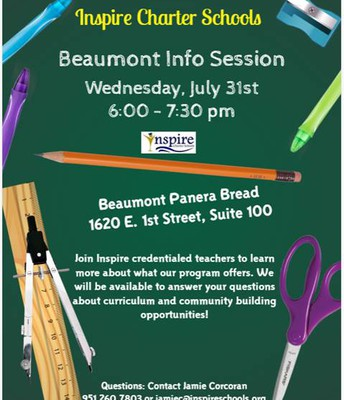Info Session in BEAUMONT