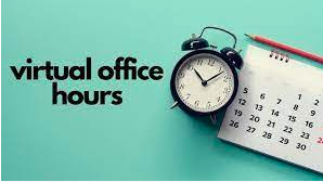 Office Hours - Thursday, 4/1 at Noon