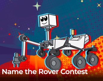 Students: Name the Mars 2020 Rover! Teachers: You Can Be a Judge