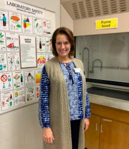 Ms. Hart - Science Teacher