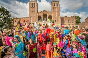 The largest Nowruz celebration in the US is at UCLA each year.