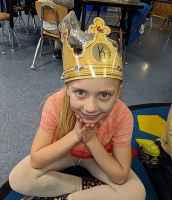Golden Crown:  Aryana T