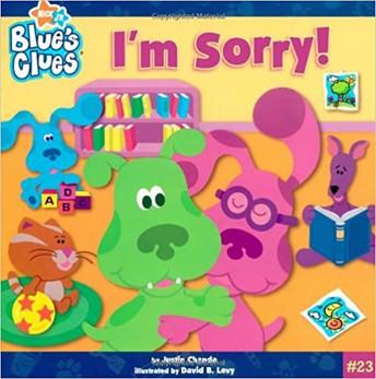Blue's Clues I'm Sorry