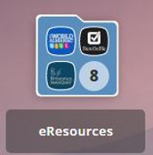 Don't Forget About All Our E-Resources in MyBackpack