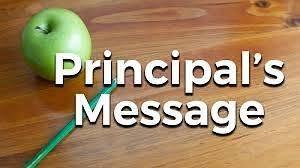 Principal's Corner: