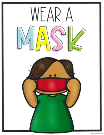 Masks required on on bus