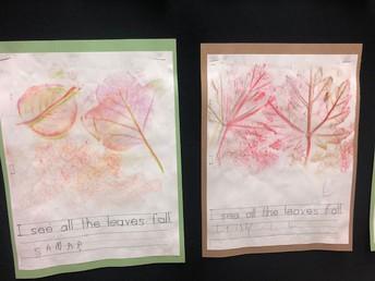 Mrs. Cavanaugh's Kindergarten Art