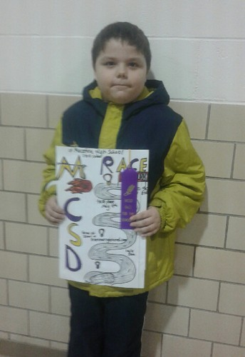 Race for the Schools Poster Contest Winner
