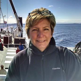 Deb Van Benschoten- STW Staff Member