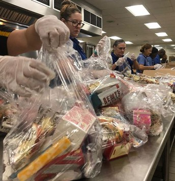 THANK YOU to our Student Nutrition Services staff who have served more than 4.5 million meals to our families during the school closure. Remember to get your weekly meals every Wednesday from 9 a.m. - 1 p.m.