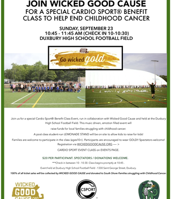 Help End Childhood Cancer