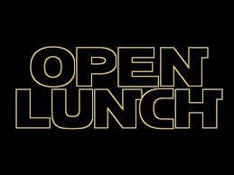 OPEN LUNCH FOR JUNIORS & SENIORS