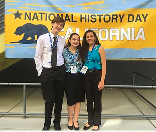 Minarets at National History Day