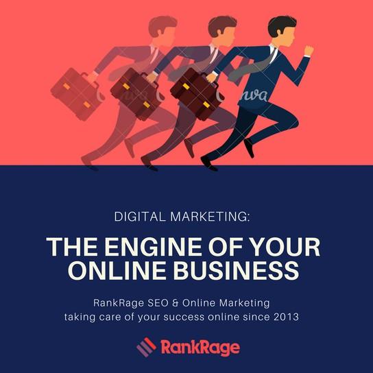 RankRage SEO & Online Marketing profile pic