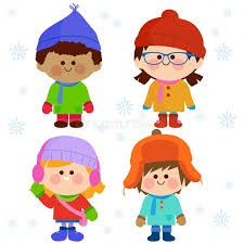 Stay Warm During Recess!