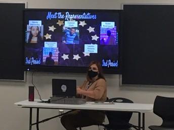 Classroom Happenings
