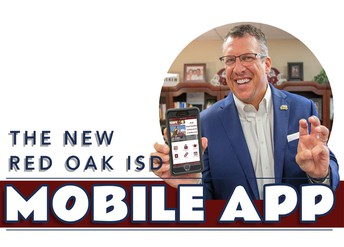 Red Oak ISD launches new mobile app!