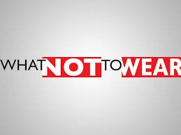 Children must not wear: