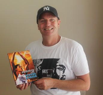 Guest speaker David Riley, Reading Warrior