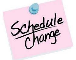 How to Request a SCHEDULE CHANGE!