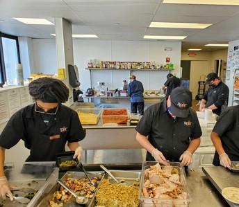 youth culinary job training program