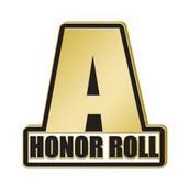 1st Six Weeks A Honor Roll