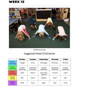 Mindful Classrooms--Week 12