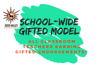 Schools with a School-Wide Gifted Model