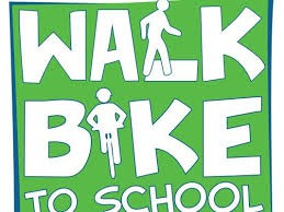 Walk/Bike to School Wednesday, May 8
