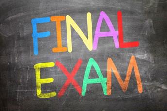 Trimester 3 Final Exams
