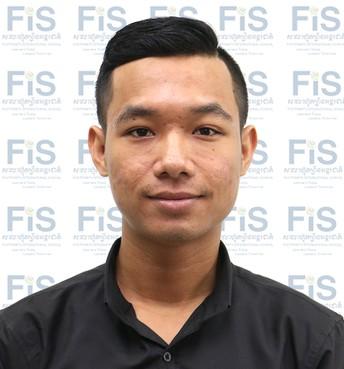 Mr. Chouk Sophea (Grade 6 TK)