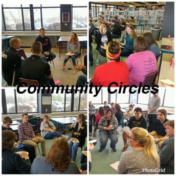 COMMUNITY CIRCLES
