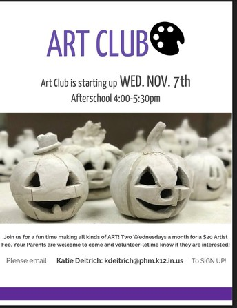 Interested in Art Club?