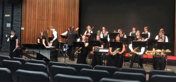 HHS Jazz Band