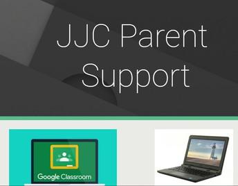 JJCS Parent Support Site