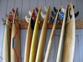 Custom Made Surf Boards