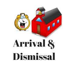 Arrival/Dismissal Procedures- CAMP students