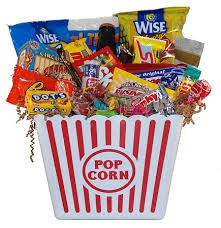Family Fun Night Basket