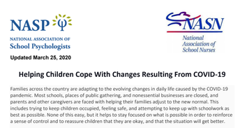 Helping Children Cope....