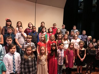 4th Grade Music Programs