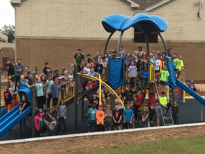 Greystone Elementary's Playground