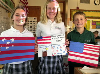 Placemats for Veterans
