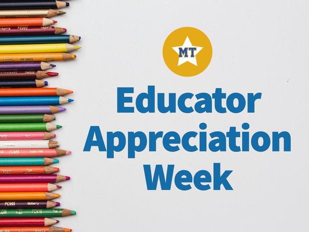Educator Appreciation Week