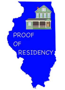 2019 Proof of Residency Update