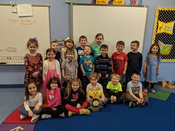 Ms. Stoffel and Mrs. Tulley's Pre=K