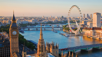 London--August 2020